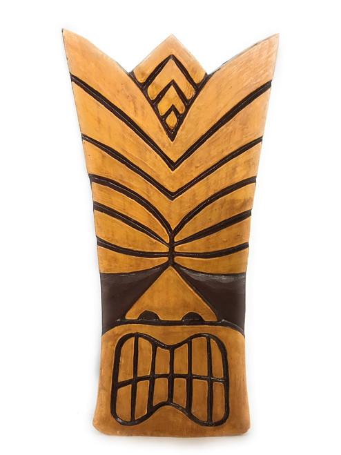 "Kapu Tiki Mask 20"" - Modern Pop Art Tiki Culture | #bds1206650"