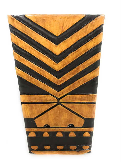 "Pohaku Tiki Mask 12"" - Modern Pop Art Tiki Culture   #bds1206730"