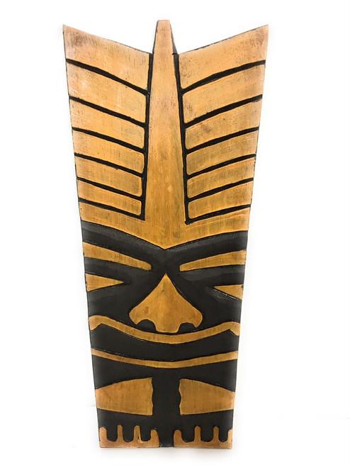 "Hacho Tiki Mask 20"" - Modern Pop Art Tiki Culture | #bds1206850"