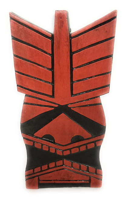 "Kukona Tiki Mask 12"" - Modern Pop Art Tiki Culture 