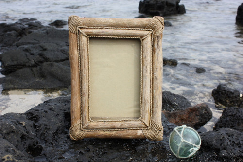 Coffee Tree Photo Frame Designer 4 X 6 Photo - Coastal Decor 2