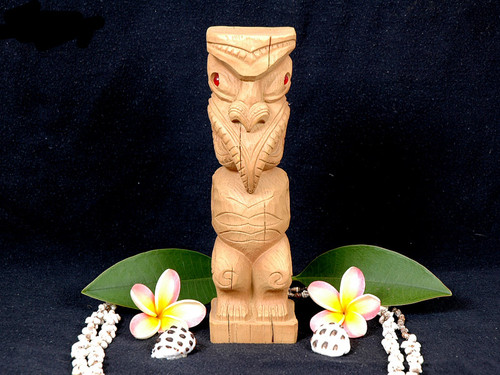 "Maori New Zealand Warrior Tiki 10"" - Composite"