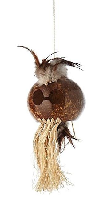 "Makini Warrior Chief Mask - 11"" - Hawaiian Tradition | #H0080"