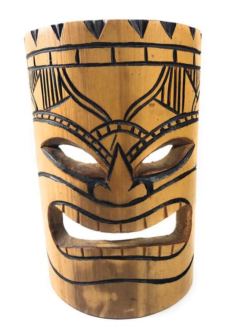"Love Bamboo Tiki Mask 8"" | #dpt509520"