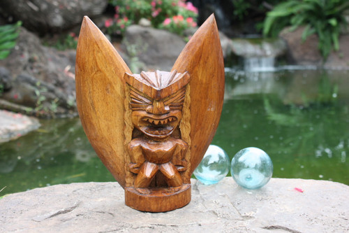 "Surf Tiki 12"" Trophy - Ultimate Surf Trophy Contest"