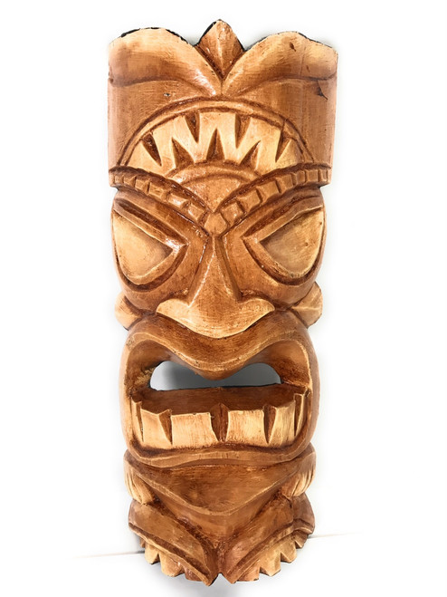 """Love Tiki Mask 12"""" - Wall Decor - Hand Carved   #bds1202130"""