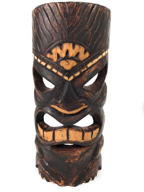 """Achievement Tiki Mask 12"""" - Tropical Decor   #bds1202330"""