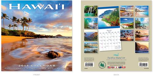 Wall Calendar 2014- Aloha Hawaii