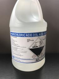 Hydrochloric Acid - 1 & 55 gal.