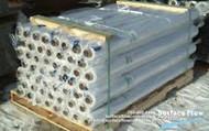 Poly - 10 x 100' Medium, Clear, Heavy CGSB (6mil)