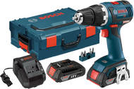 "1/2"" Compact drill/driver with 2.0Ah Batteries"