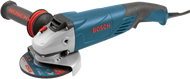 "5"" Rat Tail Angle Grinder with No Lock-On Switch"
