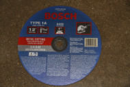 "12"" Metal Cutting Disc 5/32"""