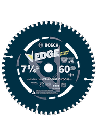 """7 1/4"""" 60 Tooth Extra-Fine Saw Blade"""