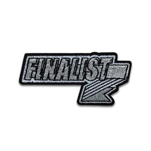 Finalist Patch_Silver