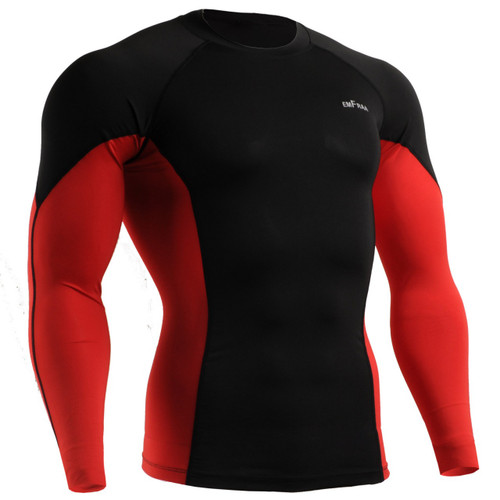 emfraa compression skin tight shirt