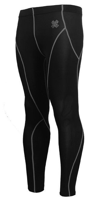 Fixgear Men Women Compression Tights Running Pants S~2XL
