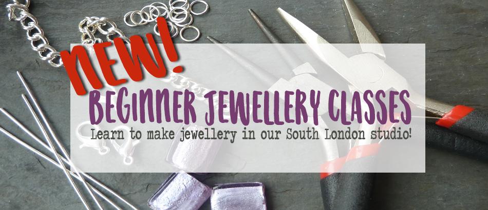 Beginner Jewellery Classes