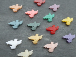 Little Resin Doves