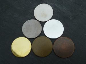 Plain Trays/Cabochon Settings 25mm