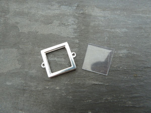 Photo Frame Connectors - Squares 14mm