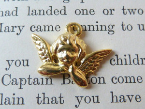 Little Cherub Charms