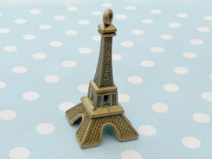 Eiffel Tower Pendant