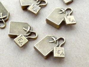 Teabag Charms