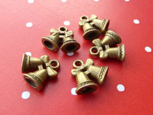 Double Bell Charms
