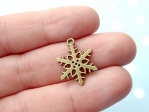Snowflake Charms A