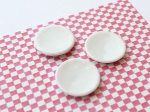 Little Porcelain Plates