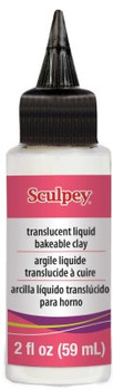 Translucent Liquid Sculpey 2fl oz