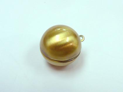 Bronze Ball Lockets