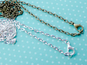 Chain Necklaces 2.4mm 18in/45cm