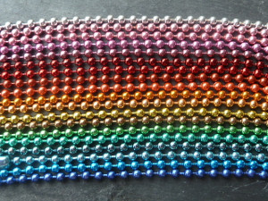 Ball Chain Necklaces 2.4mm 24in/60cm