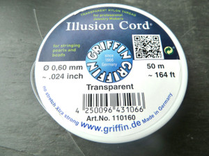Griffin Illusion Cord 0.6mm