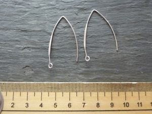 Long Gothic Arch Earwires (per pair)