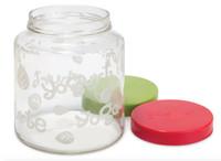 Euro Cuisine 2-QT Glass Jar