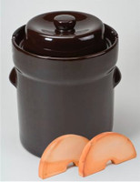Miracle Schmitt German 15 Liter Fermentation Pot