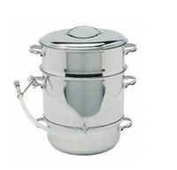 Mehu-Liisa Stainless Steel Steam Juicer 11-Liter