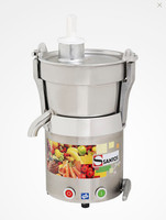 Santos 28 Commercial Centrifugal Fruit and Vegetable Juice Extractor