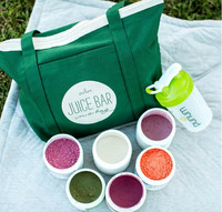 Juice Bar In a Bag