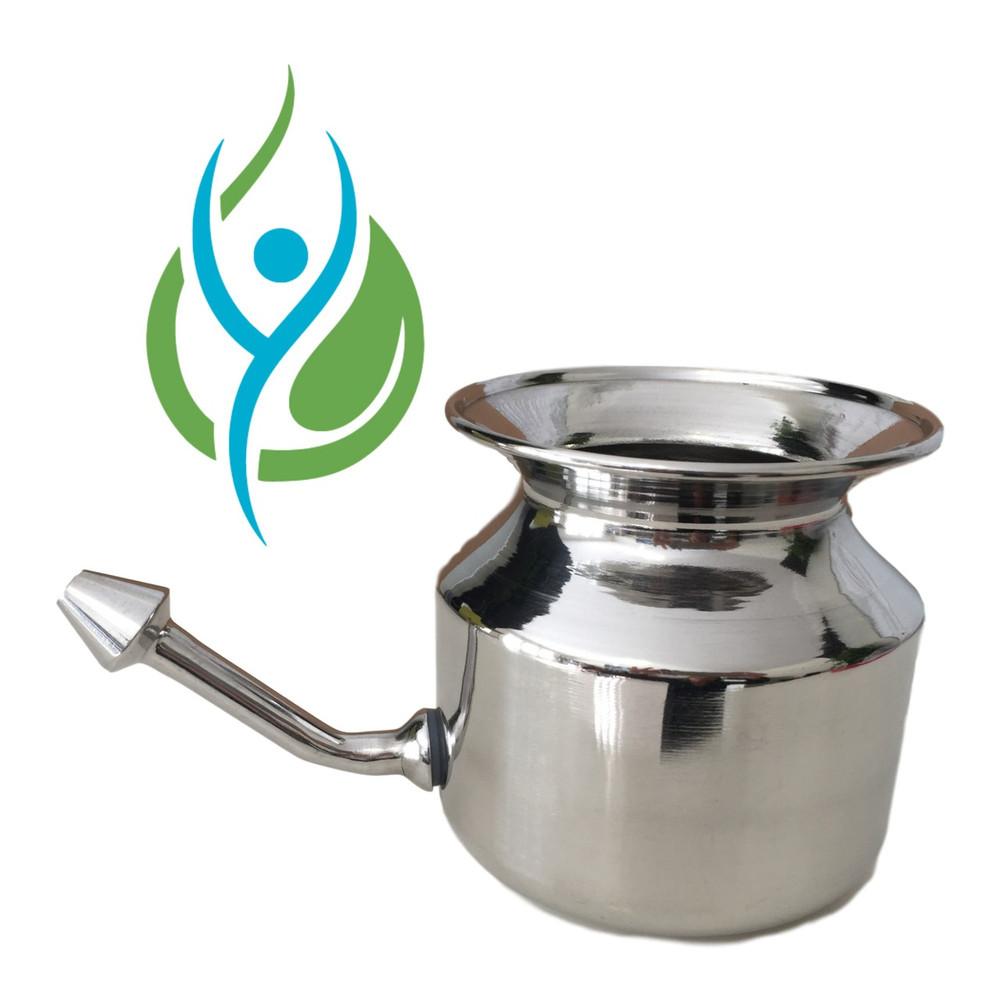 Neti Pot Irrigation Kit: 450mls