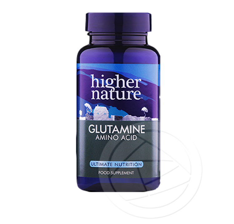 Glutamine 500mg Amino Acid: 90 Capsules