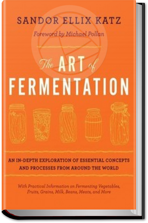 The Art of Fermentation: Hard Cover