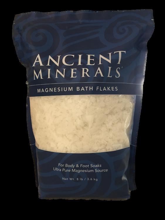 Ancient Minerals Magnesium Bath Flakes 3.6kg