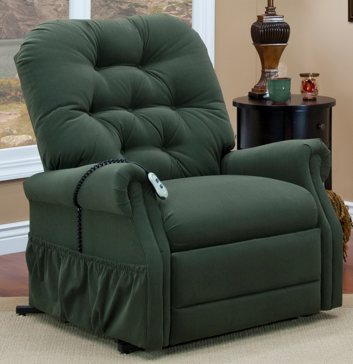 3555 HEAVY DUTY Two-Way Reclining Lift Chair by Med-Lift - Choice ...
