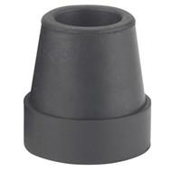 """Large Base Quad Cane Tips, 3/4"""", Black"""