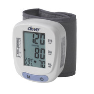 Automatic Blood Pressure Monitor, Wrist Model By Drive