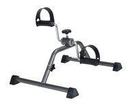Exercise Peddler with Attractive Silver Vein Finish By Drive
